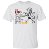 Lion Concern Opinions Sheep