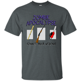 Zombie Apocalypse - Choose Your Weapon