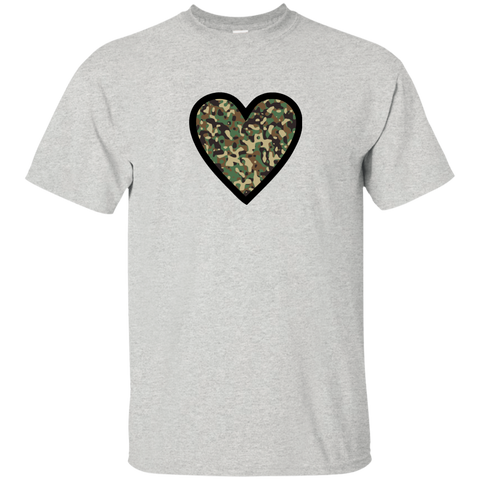 Camo Heart - Camouflage Pattern C