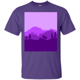 Landscape Blended Purple