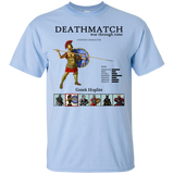 Deathmatch War Through Time