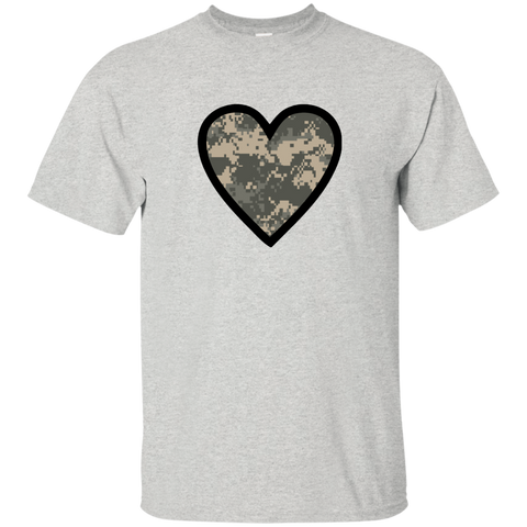Camo Heart - Camouflage Pattern G