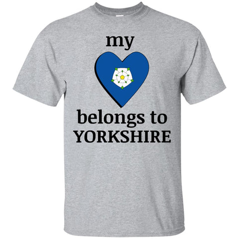 My Heart Belongs to Yorkshire