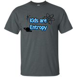 Kids are Entropy Funny Physics