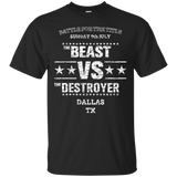 Beast VS Destroyer