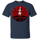 Jiu Jitsu the Fires of War