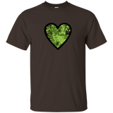 Camo Heart - Camouflage Pattern D