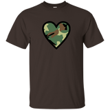 Camo Heart - Camouflage Pattern F