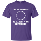 The eclipse is just a big cover up