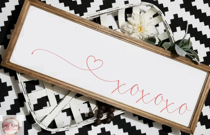 XO sign, xoxo sign, Valentine's day sign, xoxo sign, love sign, Valentine's day decor,  decor, valentines day gift, valentine