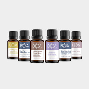 Premium Essential Oil Kit