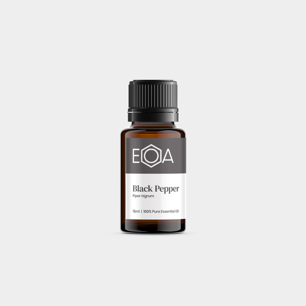 Black Pepper Essential Oil, Super- 15 ml