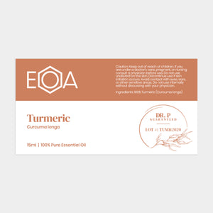 Turmeric Oil- 15 ml