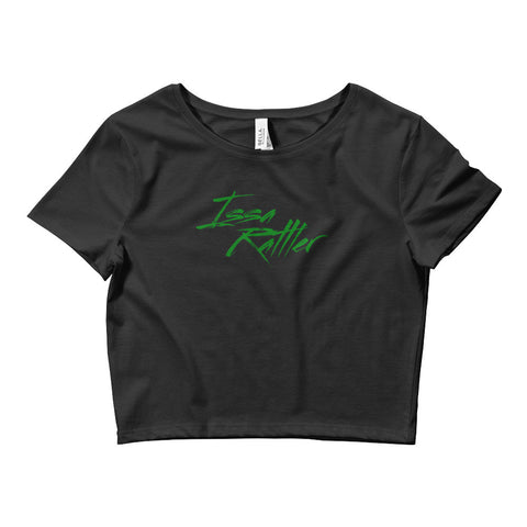 IR Women's Crop Tee