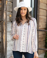 Grace & Lace - GL-039 - Willow Button Down