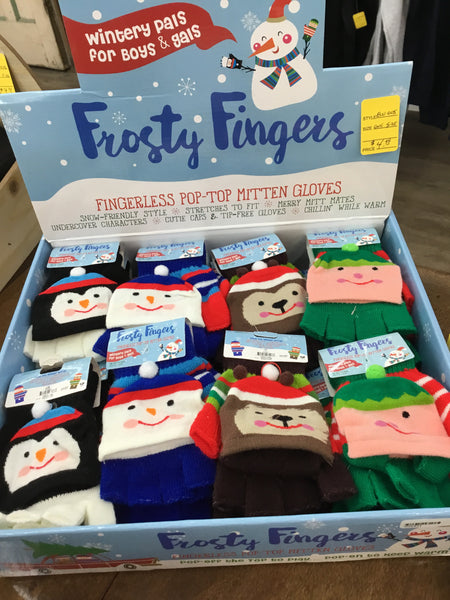 EW-005 - Empress Frosty Fingers Mitts