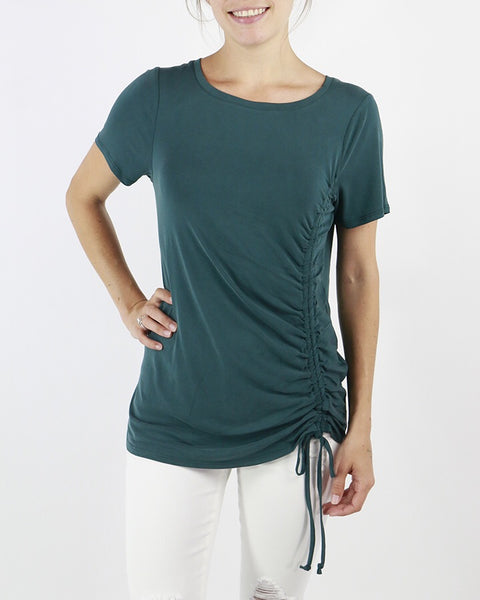 Grace & Lace - GL-020 - Cinched Modal Tee