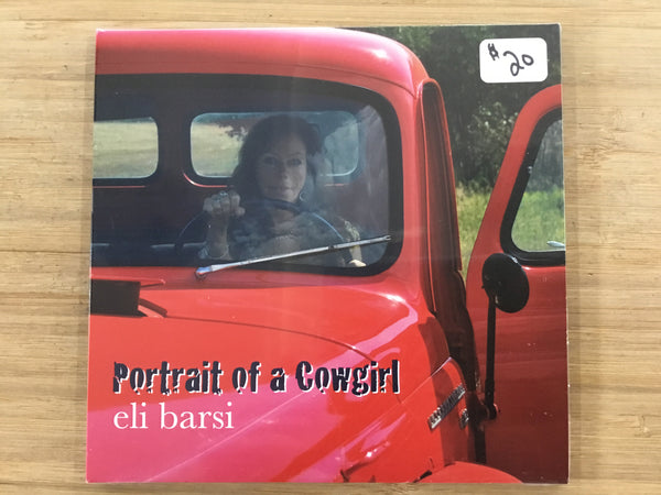 00907 - Eli Barsi CD - Portrait of a Cowgirl