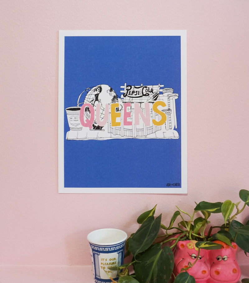 Cute NYC Art Print