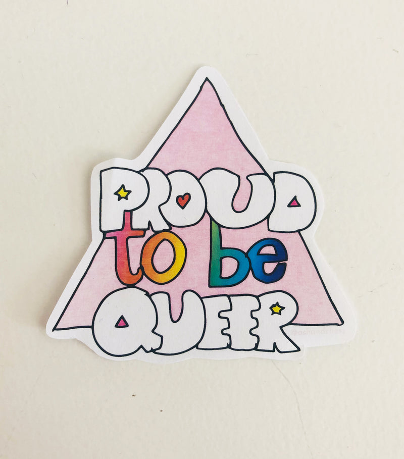 Trans Power Sticker