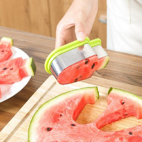 [ Best ] - Stainless Steel Ice Cream  Shaped Melon Cutter