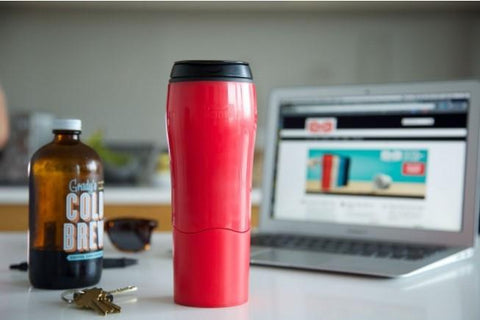 Magic Mug that Never Spills ( Anti Fall Non Spill Tumbler )