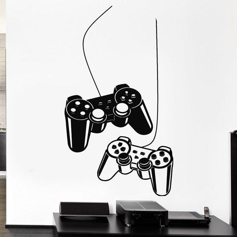 [ Best ] - Gamer's Vinyl Wall Decals