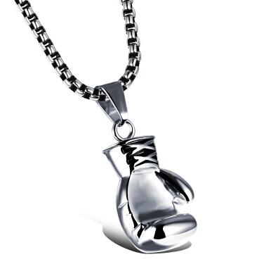 Premium Mini Boxing Glove Necklace