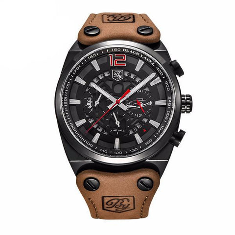 [ Best ] - Chronograph Sport Men Watch