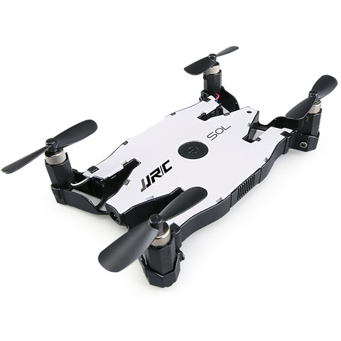 Foldable & Ultrathin Quadcopter Drone