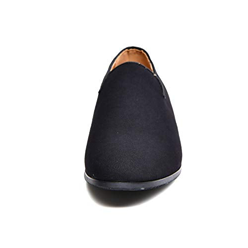 Men's Slip on Loafers PU Leather Noble Comfortable Shoes