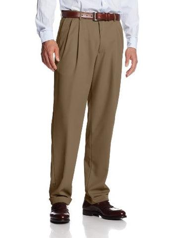 Men`s Pleat-Front Dress Pant