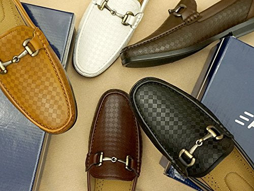 Men's Slip On Loafer Shoes - Perfect Business Dress Shoe Or Casual