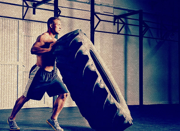 Recovr Mattress: Muscle Recovery for CrossFit