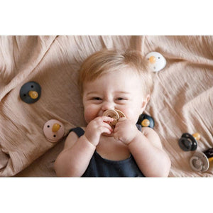 BIBS Pacifiers-Set of 2 (6-18Months)