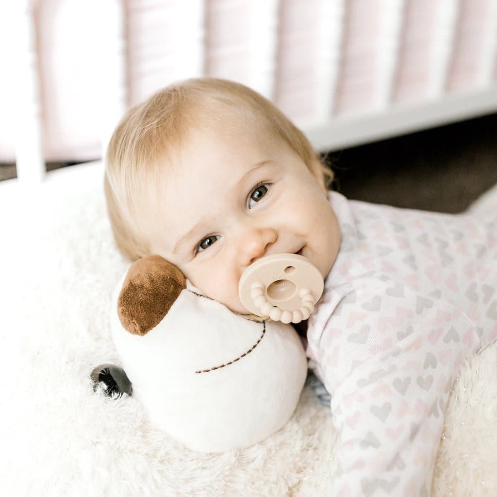 Load image into Gallery viewer, CutiePAT Pacifier/Teether - Little BaeBae