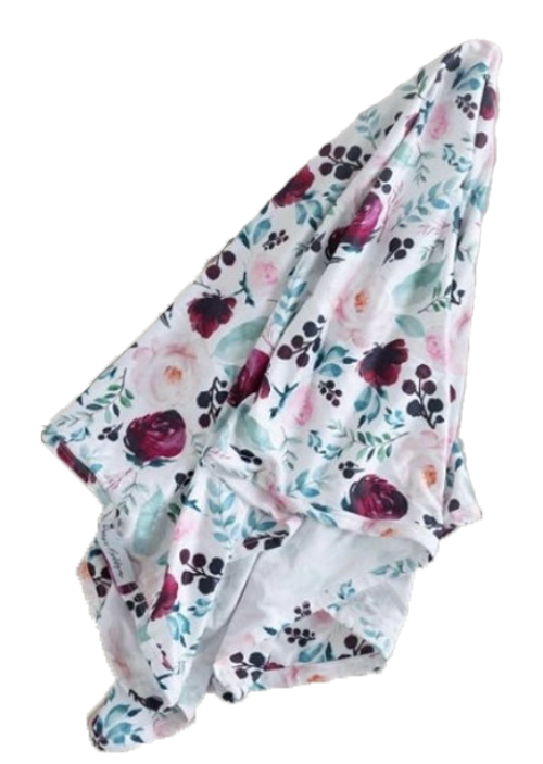 Load image into Gallery viewer, Brooke Swaddle Blanket - Little BaeBae