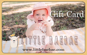 Little BaeBae Gift Card - Little BaeBae