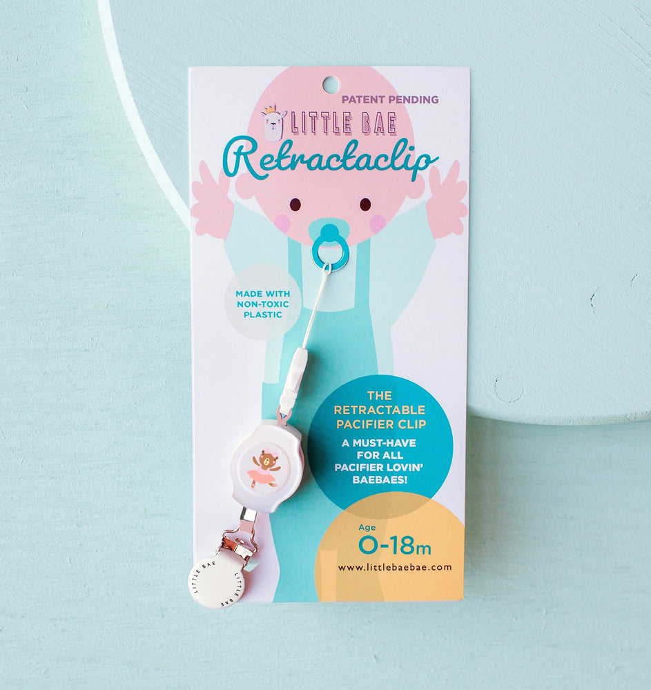 Discounted BLEMISHED Little BaeBae RetractaClips - Little BaeBae