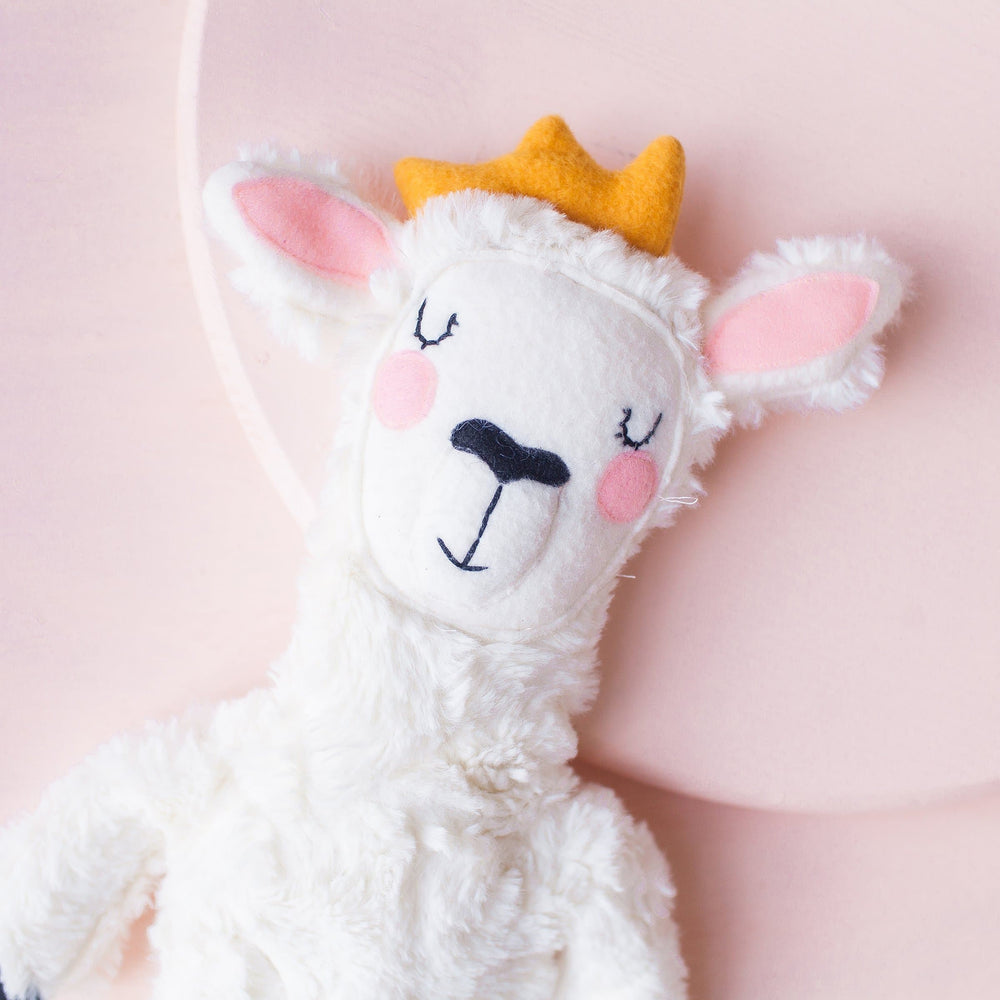 Handmade Little Bae Llama Plushies - Little BaeBae