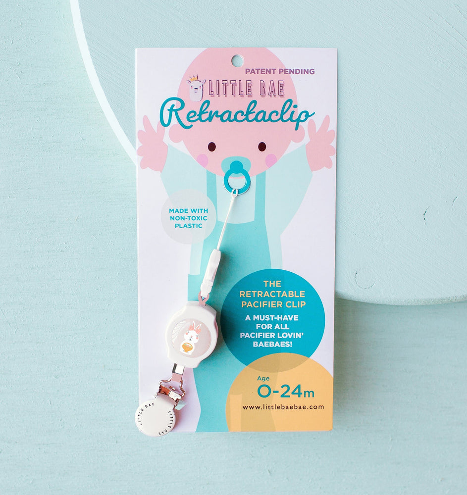 Limited Edition SPRING RetractaClips 2.5 - Little BaeBae