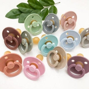 BIBS Pacifiers-Set of 2 (0-6Months) - Little BaeBae