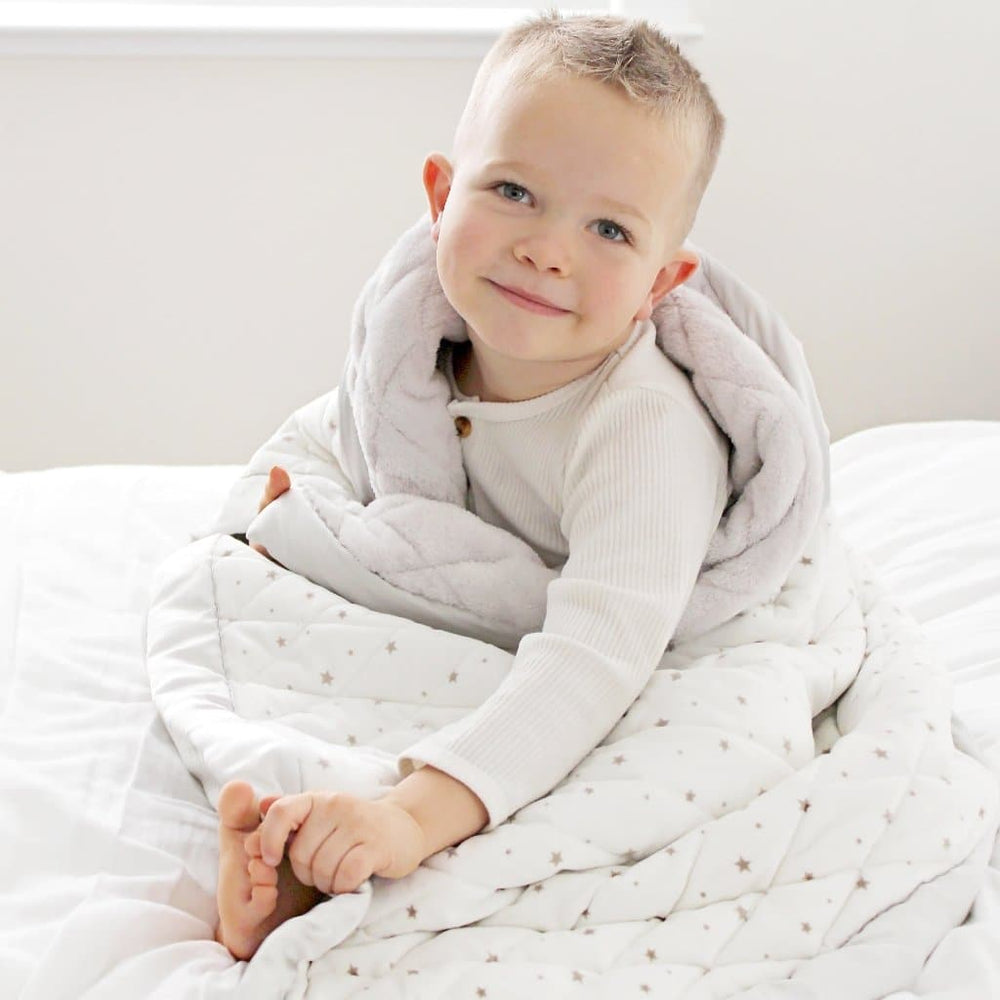 Load image into Gallery viewer, Dream Weighted Blanket - Little BaeBae