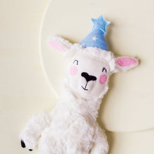 Load image into Gallery viewer, Festive Felix - Handmade Llama Lovey