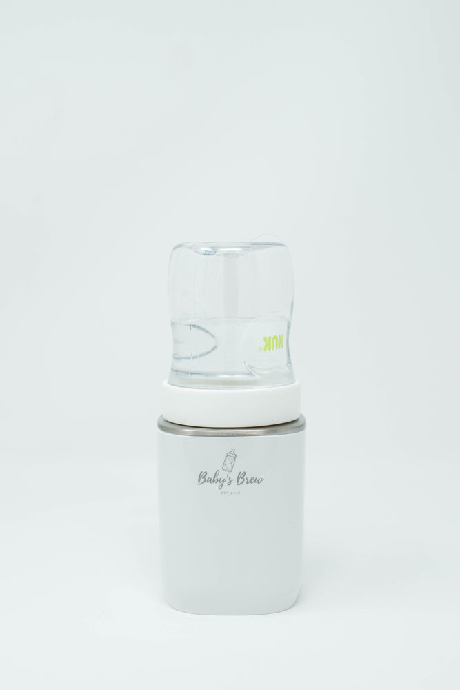 NUK Simply Natural Bottle Adapter (Does Not Include Warmer)