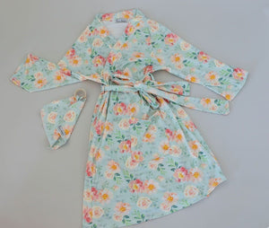 Load image into Gallery viewer, Layla Rose Mom Robe - Little BaeBae
