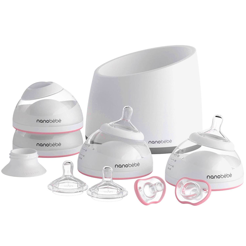 Breastmilk Bottle Starter Set - Little BaeBae