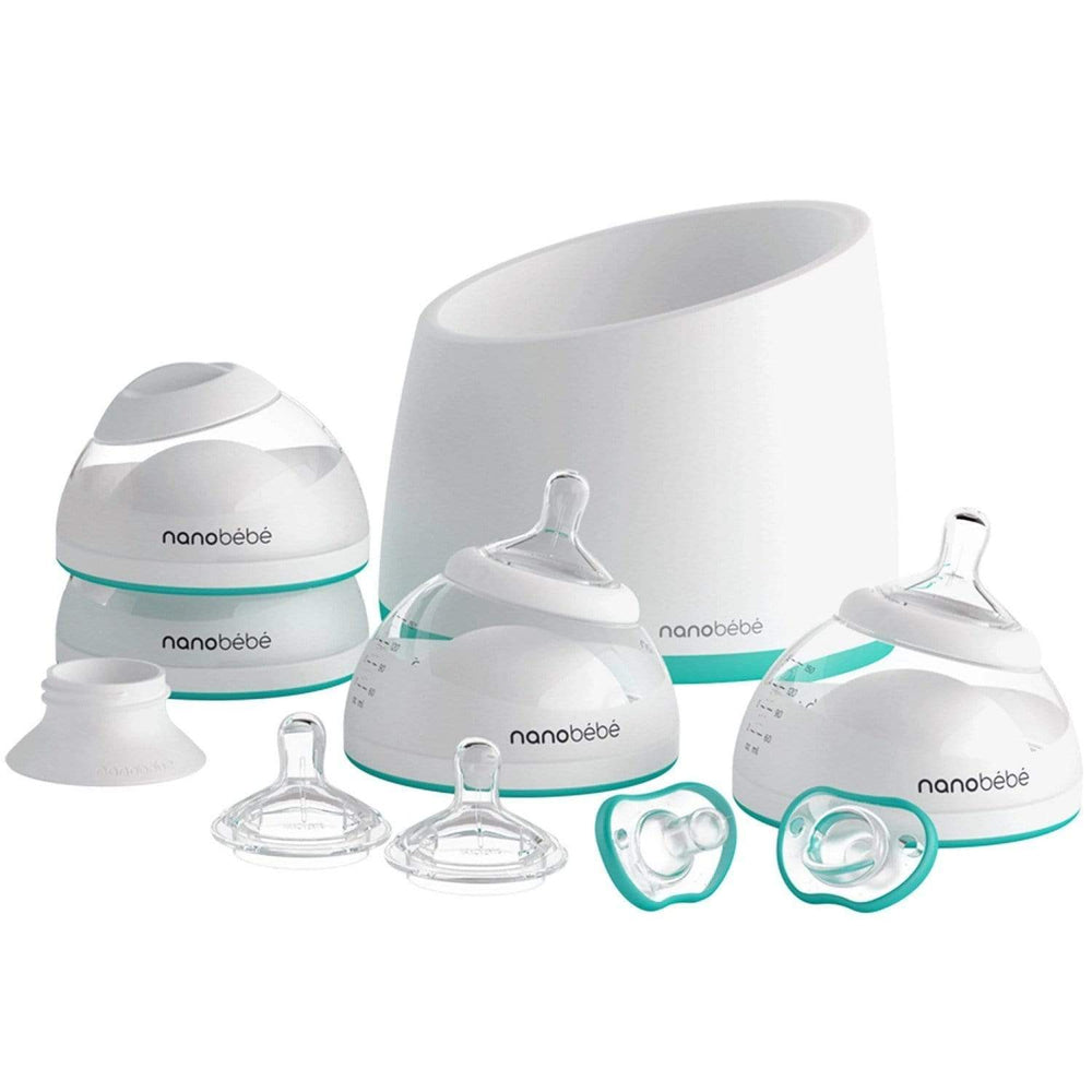 Breastmilk Bottle Starter Set