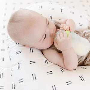Mudcloth | Nursing Pillow Cover - Little BaeBae