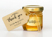 Honey Favours (50g - 2oz) SWEETHEARTS